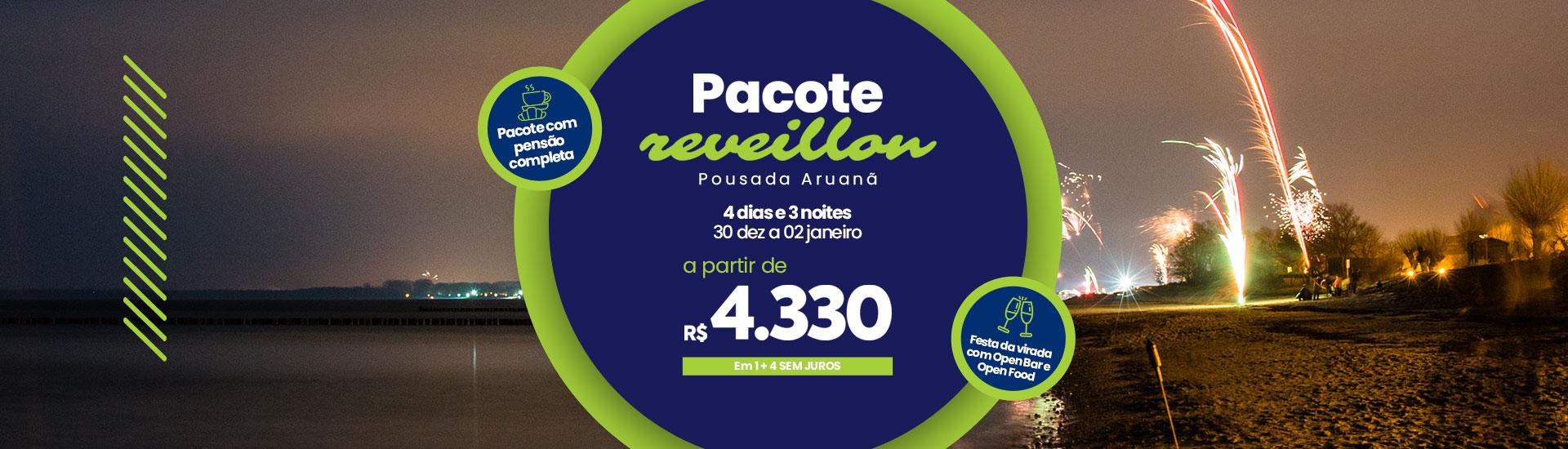 Pacote Reveillon 2021-2022